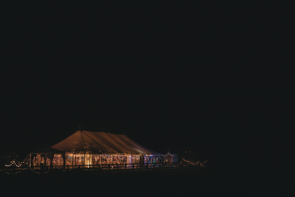 marquee tent wedding