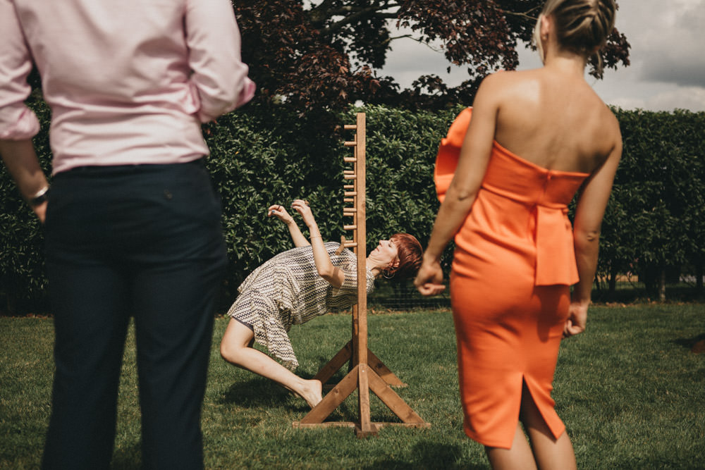 wedding limbo dance game