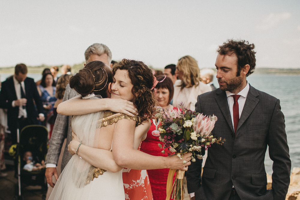 Normanton Church wedding in Rutland