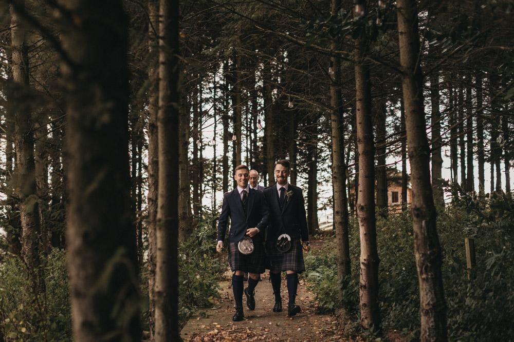 Wedding at Guardswell Farm