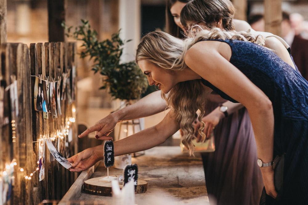 Guardswell farm wedding