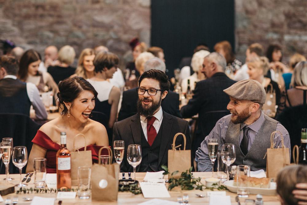 Scottish wedding speech