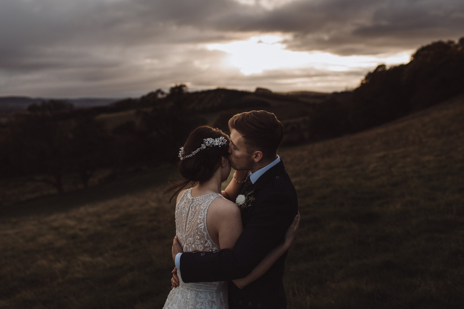 humanist wedding in Scotland