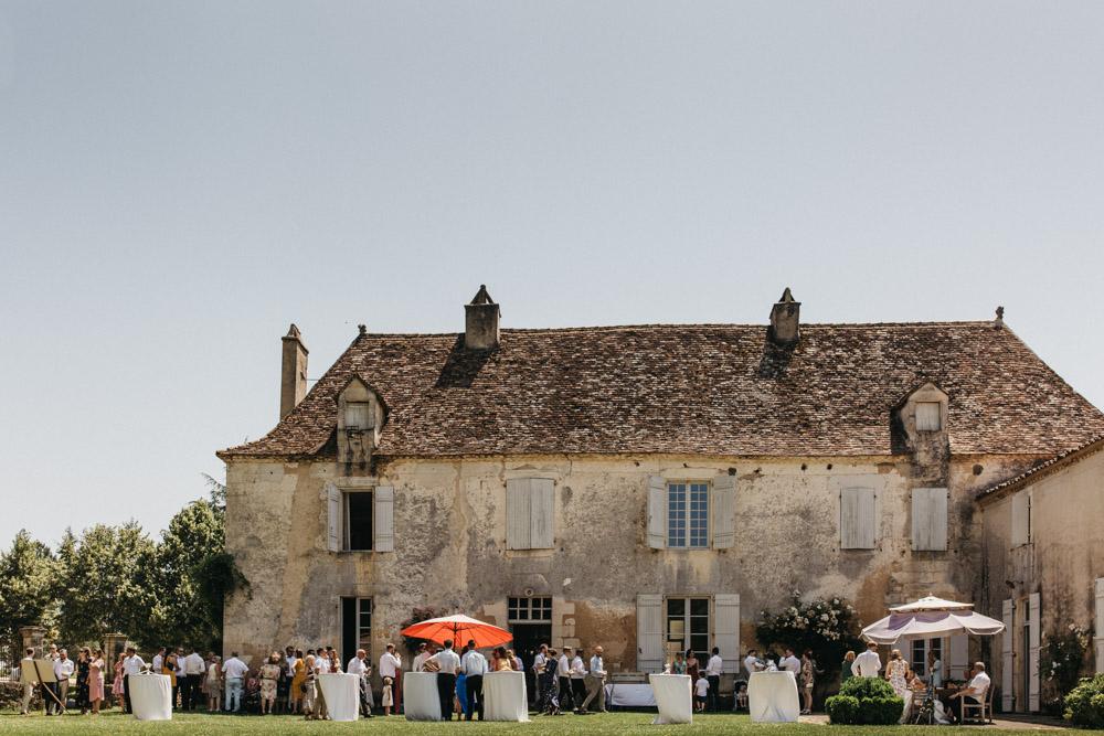 La Leotardie wedding