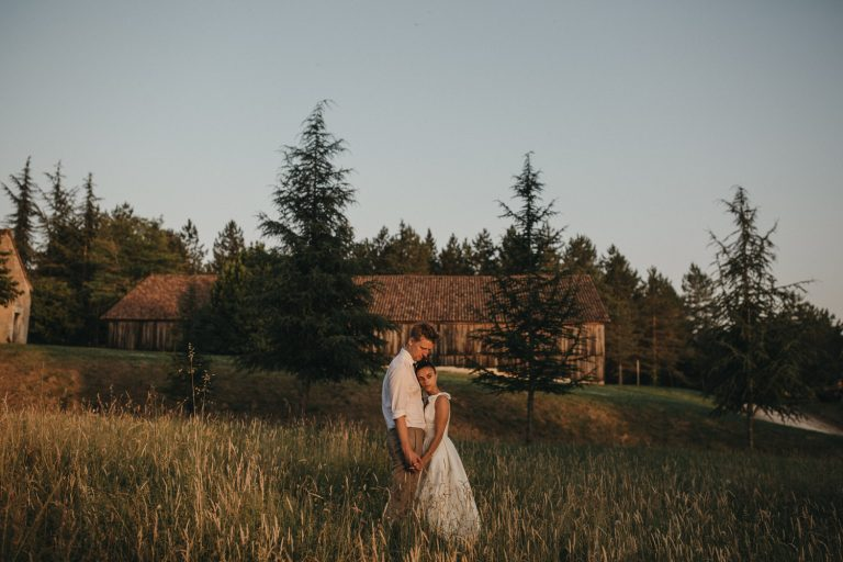 South of France wedding at La Leotardie